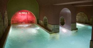 spa centro benessere con  piscina benessere a Livorno, Toscana